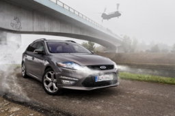 Ford Mondeo Kombi - Family Royal