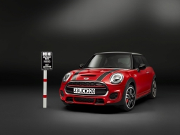 Nové MINI John Cooper Works
