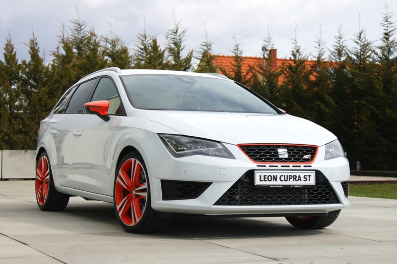 seat leon cupra st al ie svalnat kombi aktuality. Black Bedroom Furniture Sets. Home Design Ideas