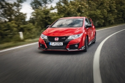 Honda Civic Type R - Keep revving!