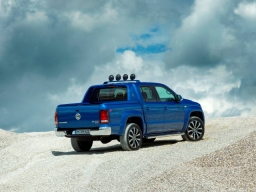The big V6: Volkswagen Amarok Aventura