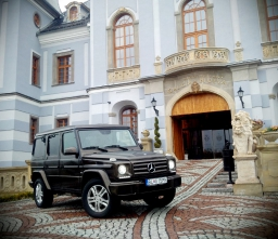 Mercedes-Benz SUV Go East Tour – Na medvede!