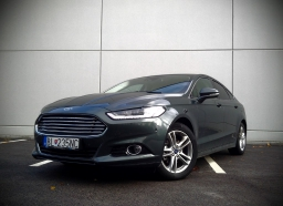 Ford Mondeo AWD – Finalista