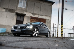 Mercedes Benz E400 4MATIC – InterCity