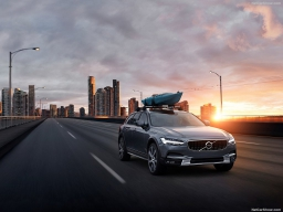 Volvo V90 Cross Country vracia vášeň
