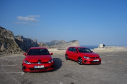MalloRca RoadTrip Report 2017: Volkswagen Golf Performance Update