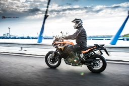 KTM 1090 Adventure – Enduro na kožu