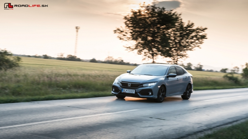 Honda Civic Sport Plus 2017 (10G) – Total Recall | Auto ...
