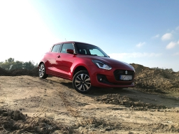 Suzuki Swift -  Hard Work