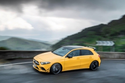 Mercedes-AMG A35 4MATIC - Kráľ, entry level