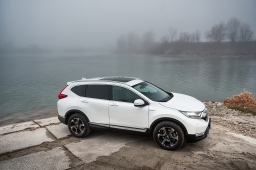 Honda CR-V 2.0 i-MMD Hybrid 4WD Executive - The Sound of Silence