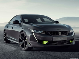 Peugeot Sport Engineered 508 – Nasrdený hybrid