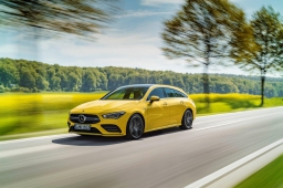 Mercedes-AMG CLA 35 4MATIC Shooting Brake – Piaty element