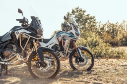 Honda CRF1100L Africa Twin Adventure Sports - 2x1=2